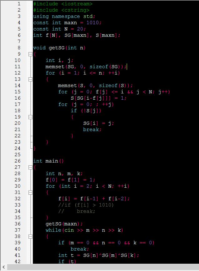 Codeblocks更改默认代码高亮样式